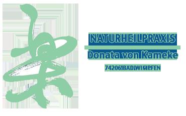 Heilpraktikerin – Donata von Kameke – 74206 Bad Wimpfen